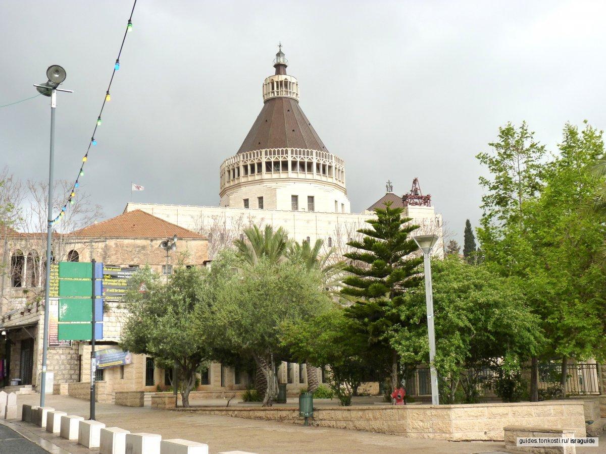 Гора Фавор и Назарет — по следам Иисуса