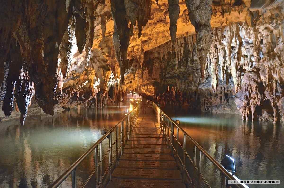 Кавала + Пещеры!