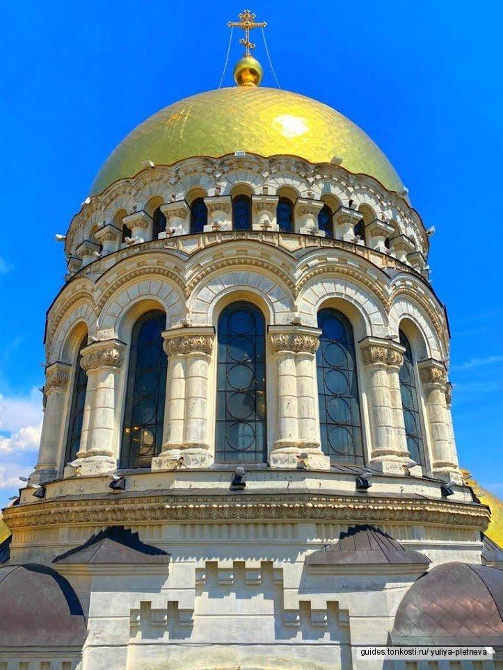 Мировая столица казачества — Новочеркасск
