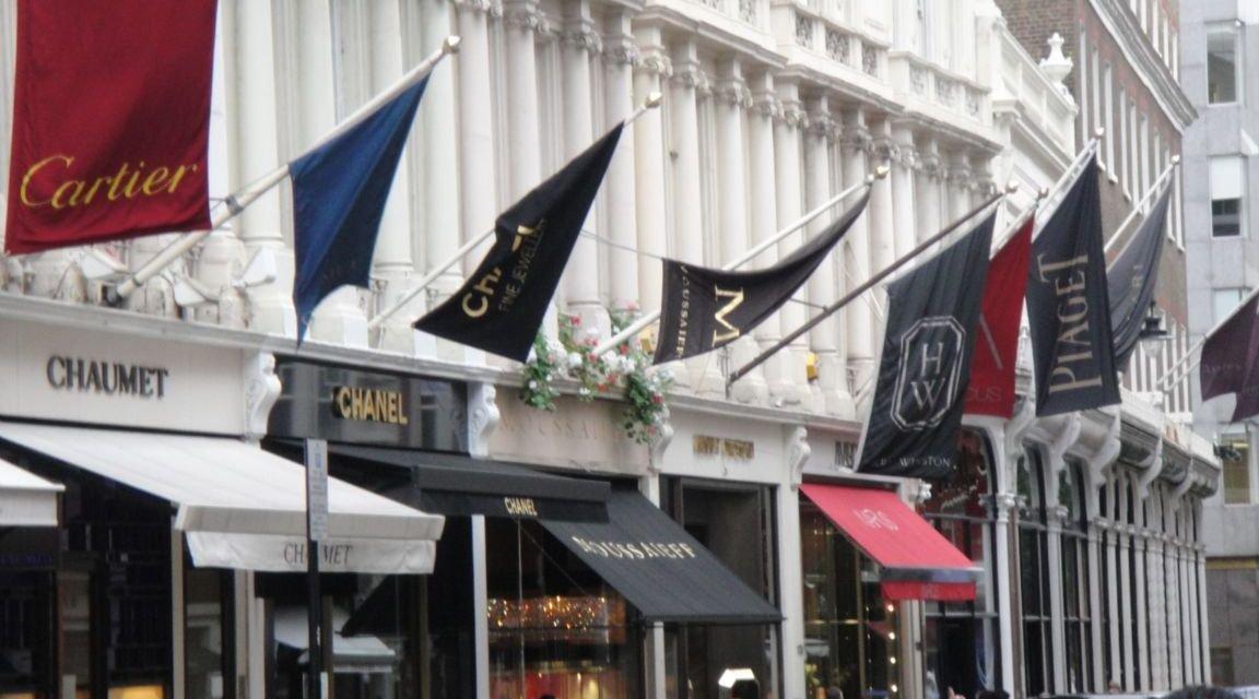 Экскурсия по Мейфэр и Охфорд-стрит