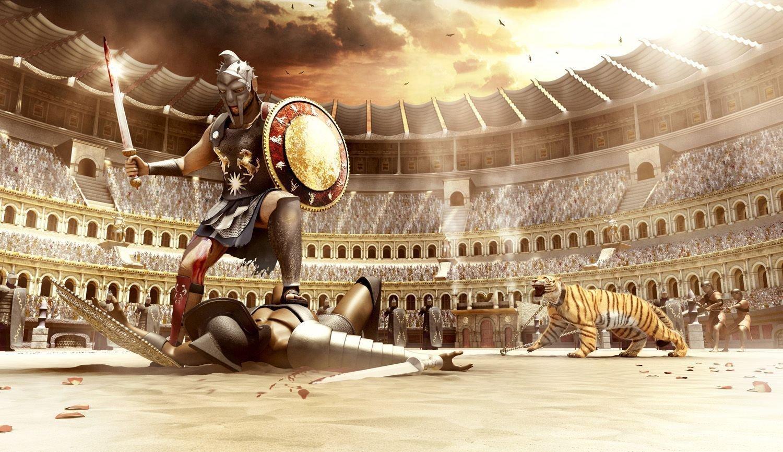 Рим гладиаторов