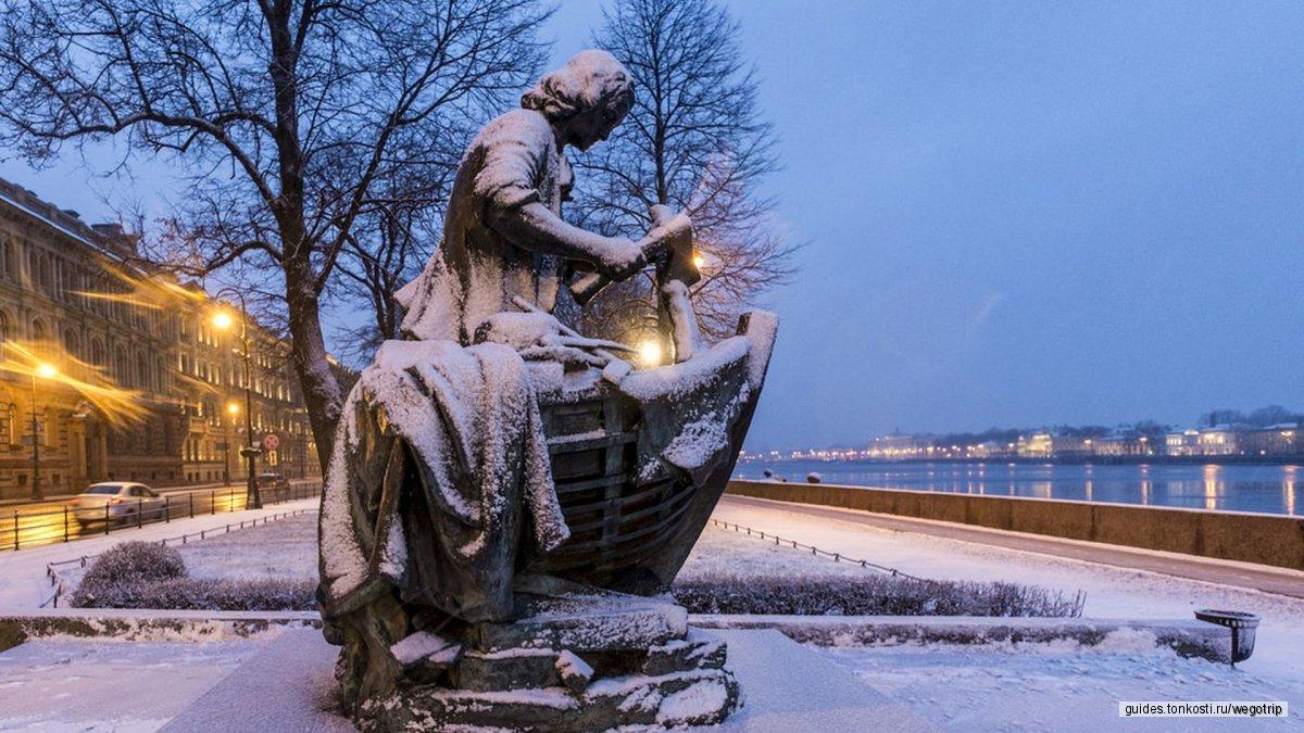 Петровский Петербург: аудиоэкскурсия по самому сердцу города