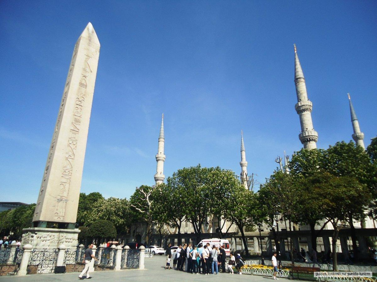О Стамбуле вкратце...