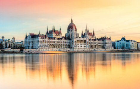 Будапешт — жемчужина Дуная