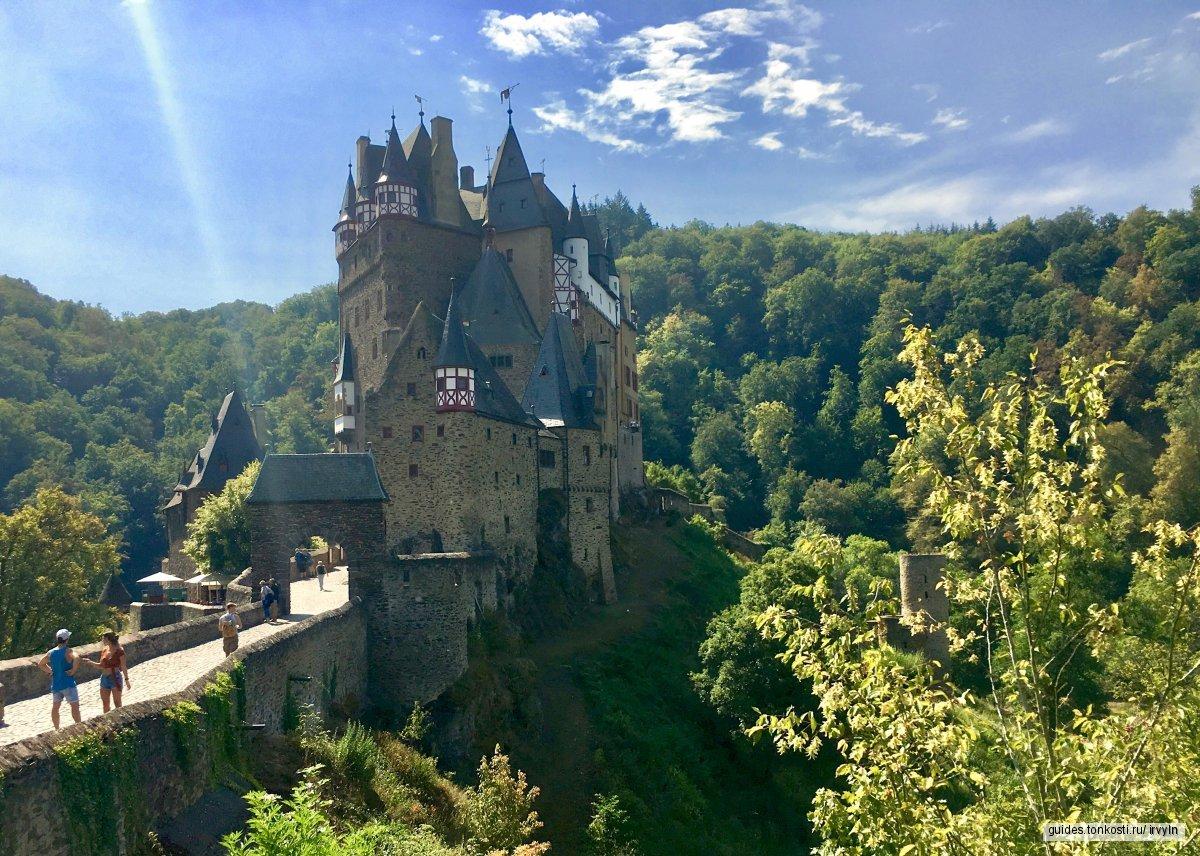 Непривычная Германия: на берегах Мозеля