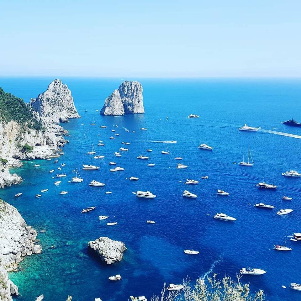 Экскурсия по острову Капри