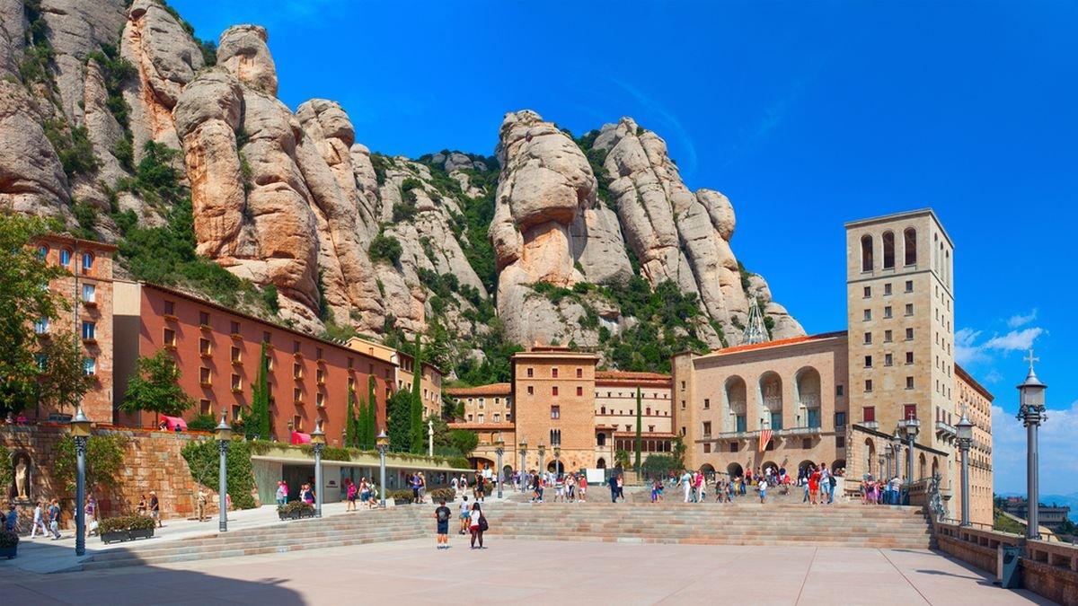 Экскурсия на святую гору Монсеррат
