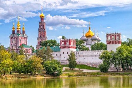 Новодевичий монастырь с посещением Новодевичьего кладбища