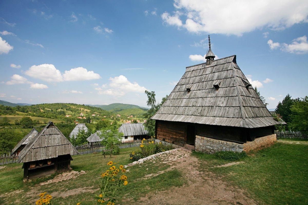 Западная Сербия со смыслом и вкусом за 3 дня