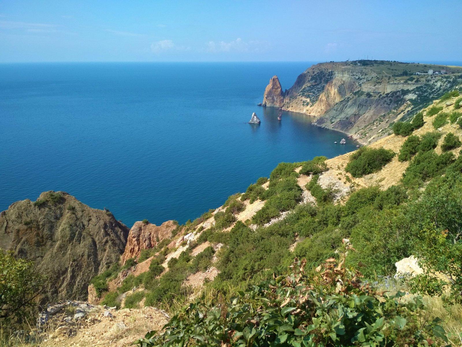 Севастопольские окрестности: Фиолент, Инкерман, Балаклава.