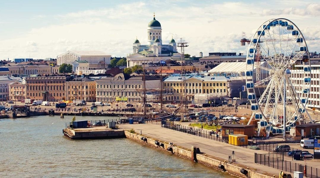 Обзорная экскурсия по Хельсинки (автомобильно-пешеходная)