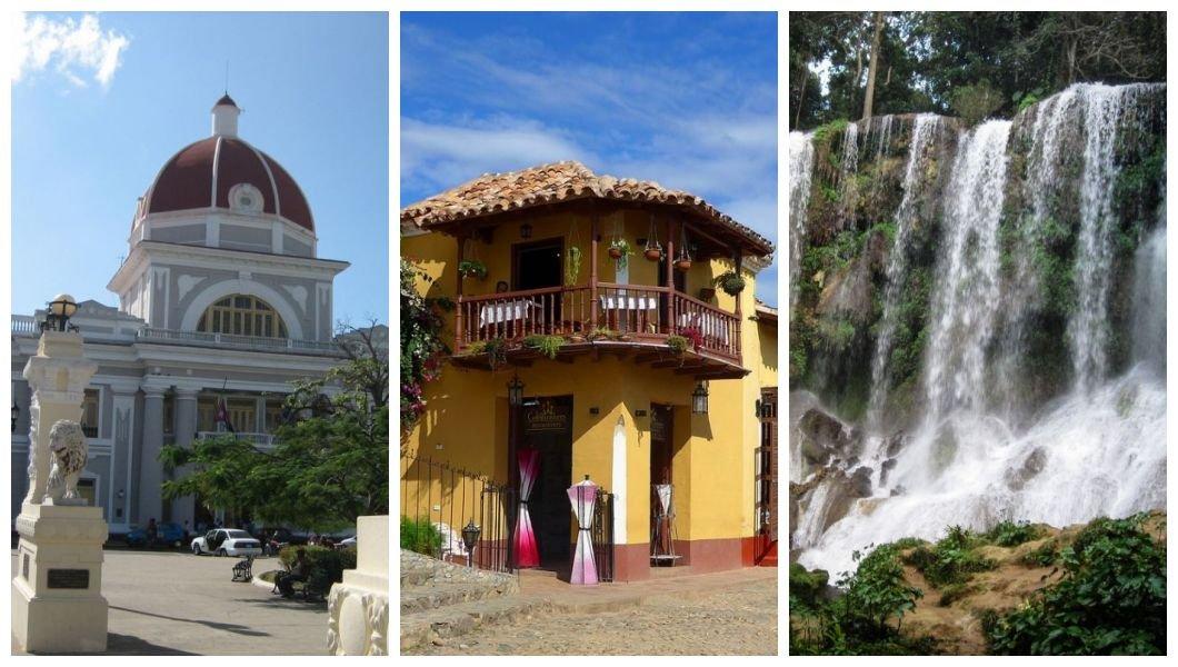 Варадеро — Сьенфуэгос — Тринидад — водопады Эль-Ничо