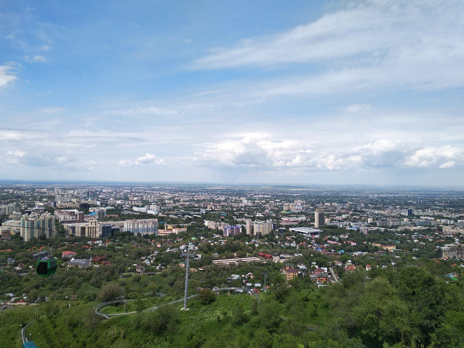 Обзорная экскурсия по Алматы