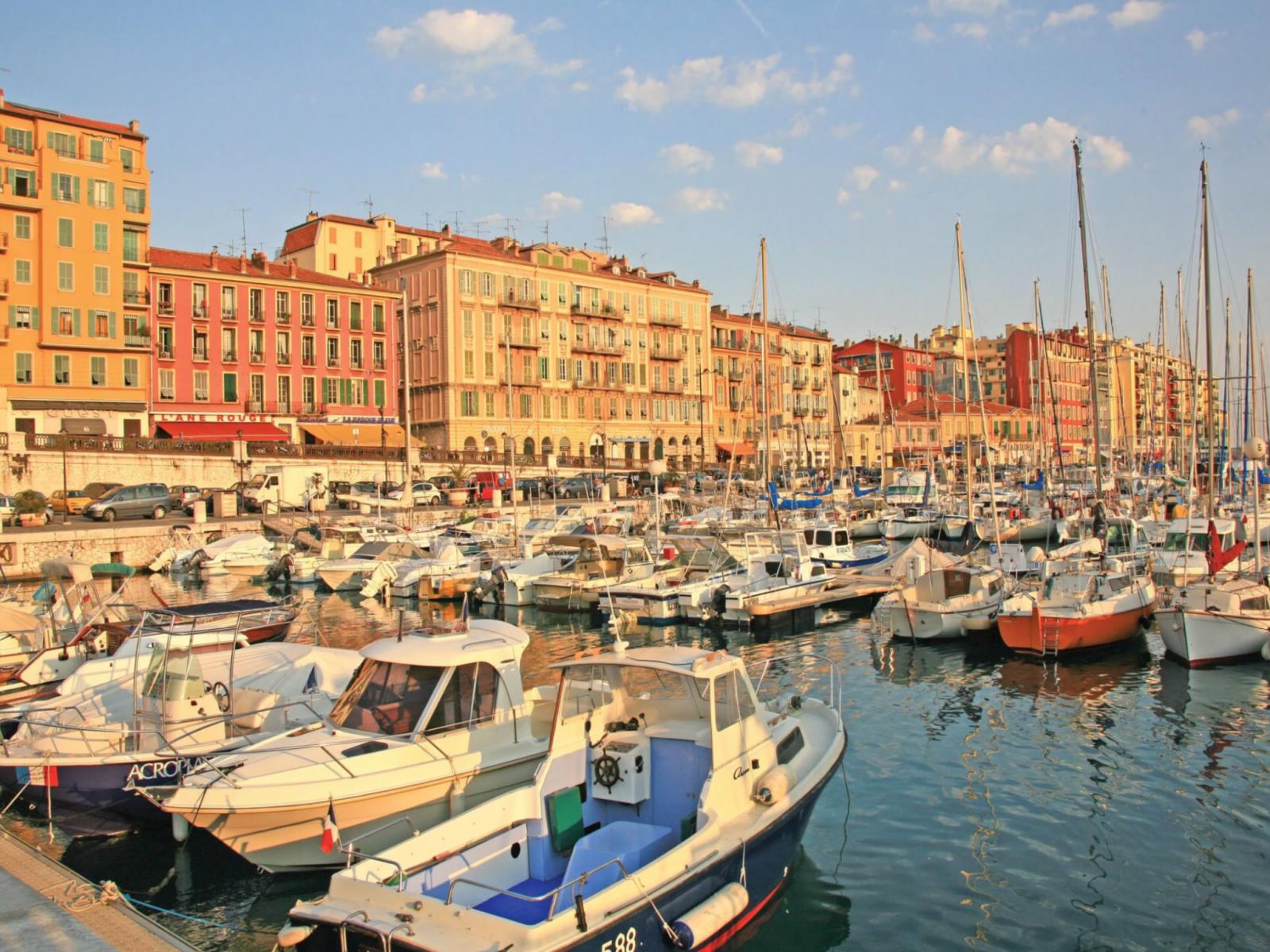 Экскурсия по Ницце или обзорный тур по лучшим местам Лазурного Берега Франции (бюджет или VIP)