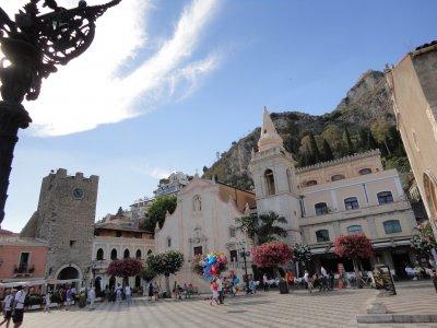 Одним глазком на Сицилию (Стоический Мессина и чарующая Таормина)