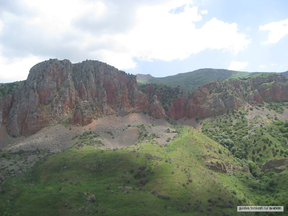 Библейская гора Арарат, монастырь Хор Вирап, винный завод в деревне Арени, монастырь Нораванк