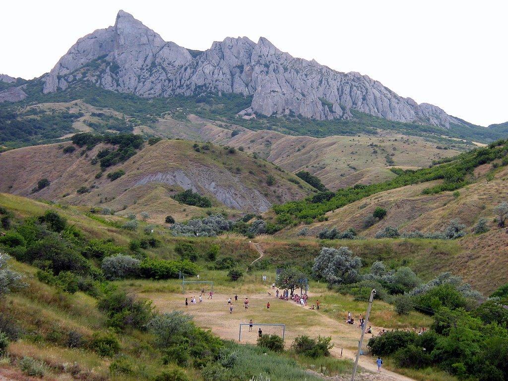 Кара-Даг — Коктебель: край голубых вершин