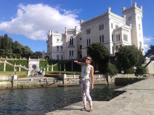 Триест и замок Мирамаре, авто-пешеходная экскурсия из Словении