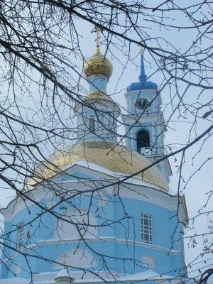 Кашира — Белопесоцкий монастырь — Озёры — Коломна