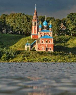 Красота и история Верхней Волги: Тутаев+Рыбинск