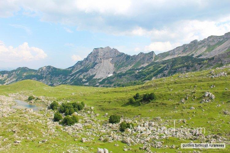 Пешком в Ледяную пещеру —  5 каньонов и поход по Дурмитору (2 дня)