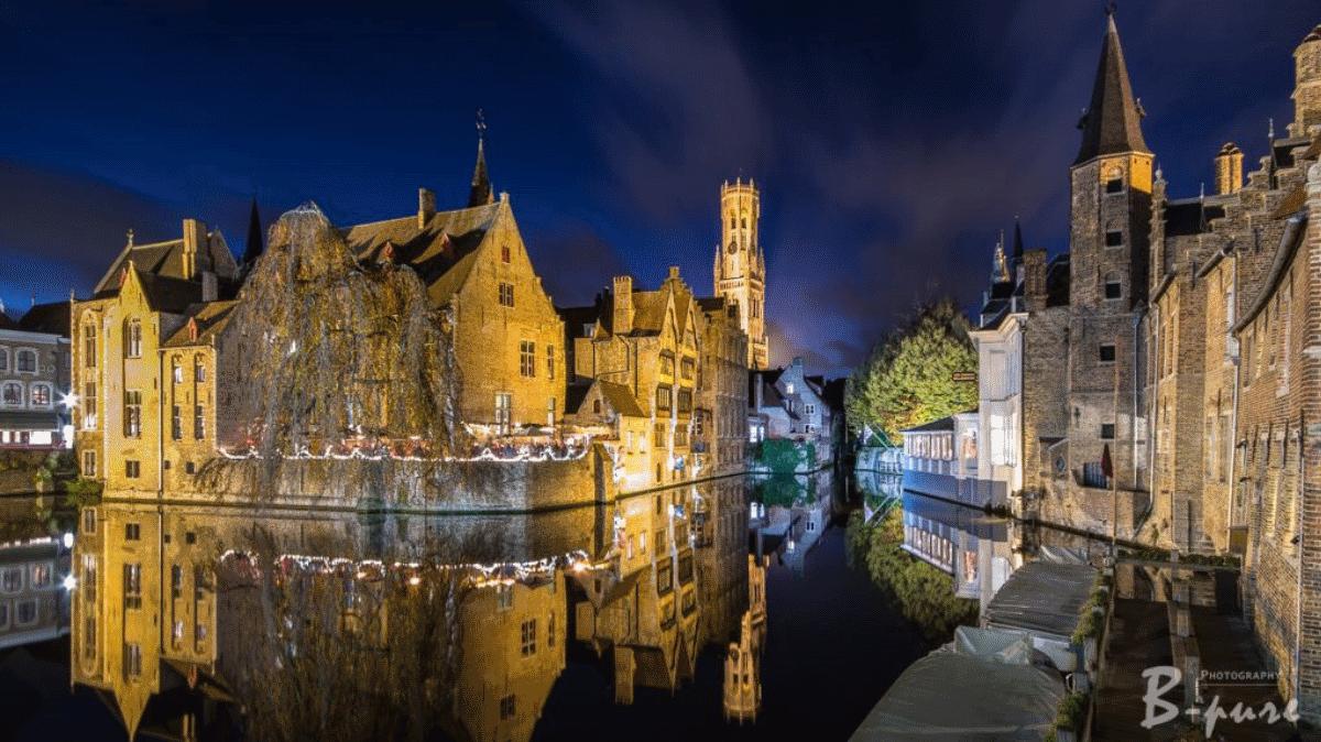 «Сон наяву». Романтический средневековый Брюгге