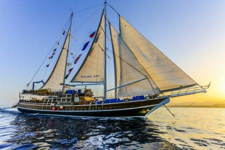 VIP Пиратская яхта на Белый остров и заповедник Рас-Мохаммед