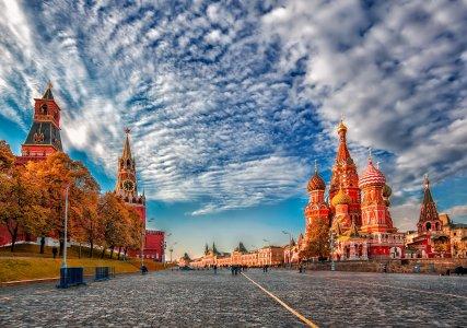 Обзорная экскурсия по Москве (4 часа)