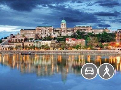 Великолепие венгерской столицы. Обзорный тур.