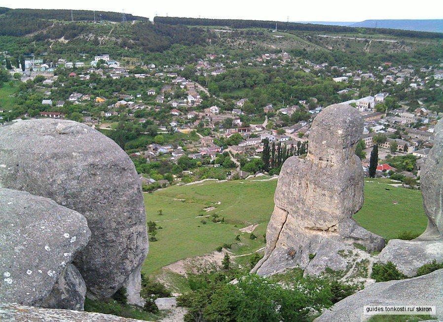 Две столицы Гераев. Удивительная история Крымского ханства и княжества Феодоро