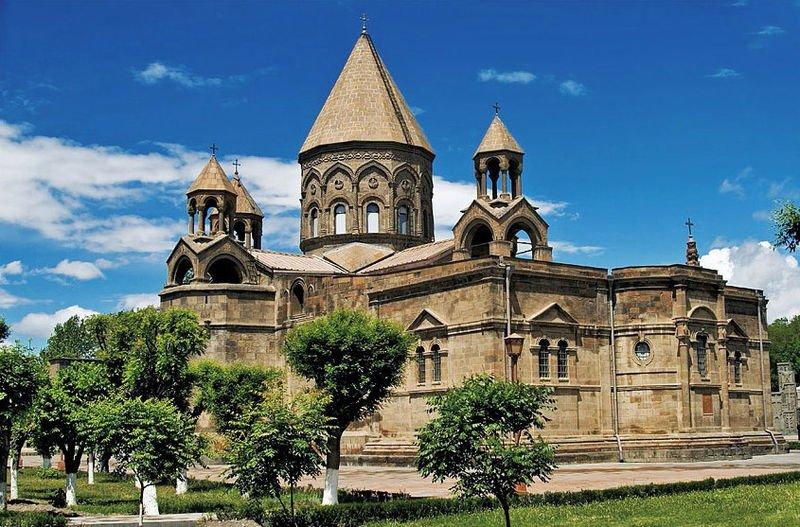 К истокам христианства в Армении (Хор Вирап и Эчмиадзин)