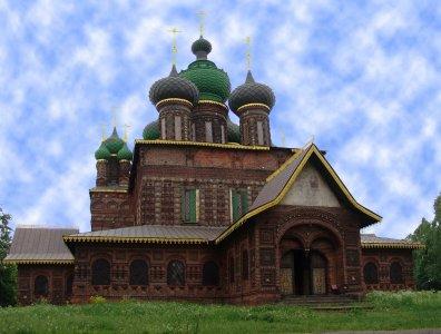 Ярославль. От известного к неизвестному(+ Толгский монастырь)