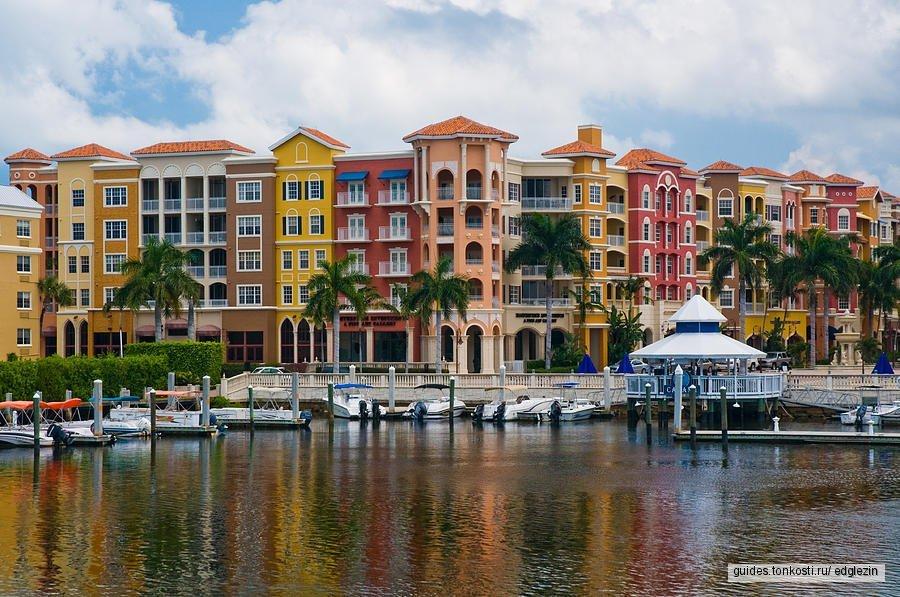 Романтичная Флорида: от рассвета до заката.