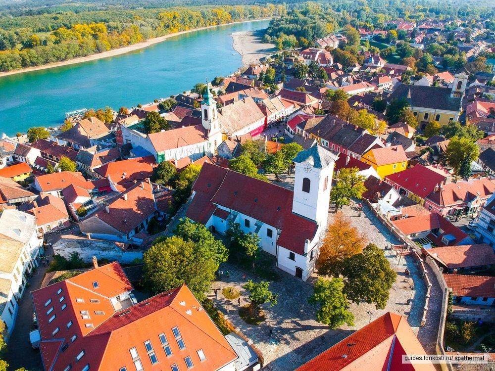 ГРУППОВАЯ экскурсия «Излучина Дуная»