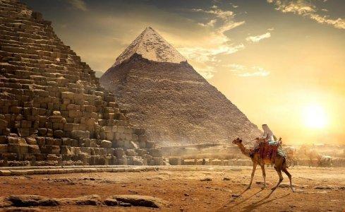 Индивидуальная Экскурсия в Каир из Хургады (Пирамиды)