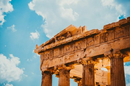 Афины: родина демократии и цитадель древнего мира (двухдневная)