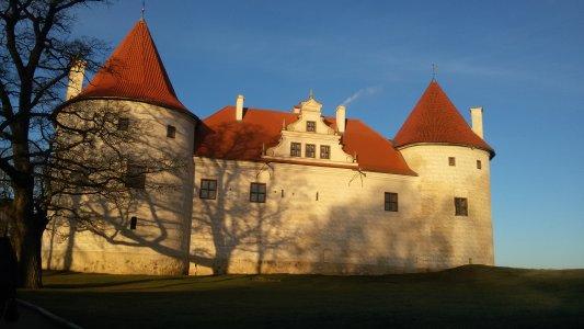 Из Риги в Курляндию - замок в Бауске и Рундальский дворец