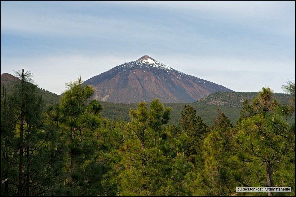 Вулкан Тейде 1/2 дня