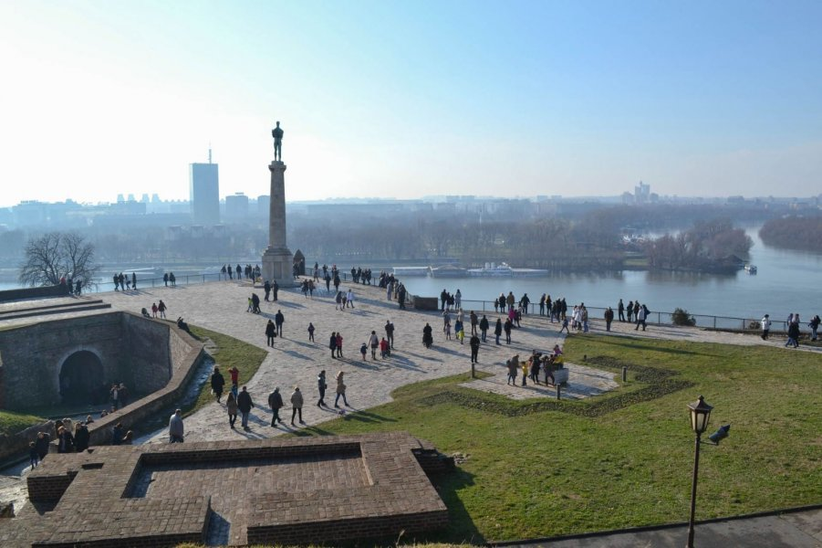 Белград — сердце Балкан