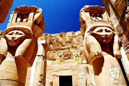 Дендера и Луксор, три самых красивых храма Египта