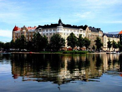 Пешком по Хельсинки, тайны и загадки старого города!