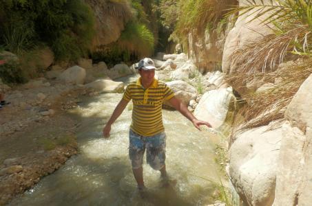 Экскурсия в Эль-Карак и треккинг в каньоне Вади-Хаммад. Жемчужины Иордании