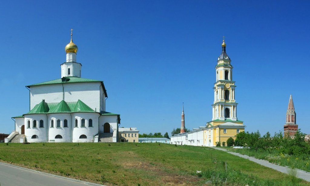 Коломенские монастыри — точки земной красоты