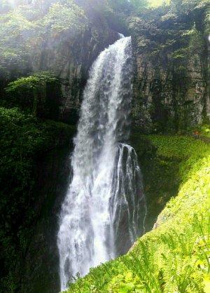 Ткуарчал + 4 водопада. Акармара