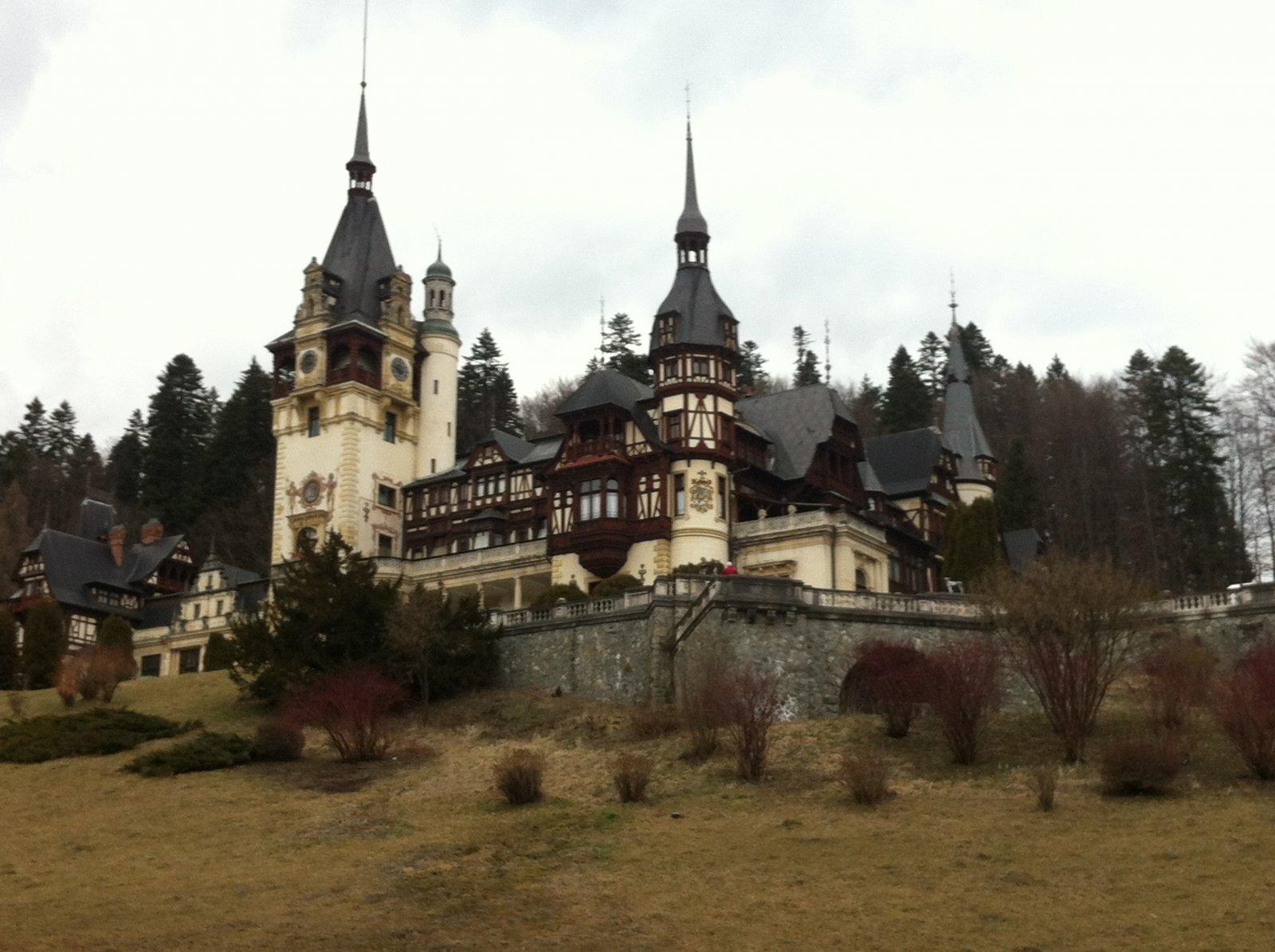Румыния дворцовая