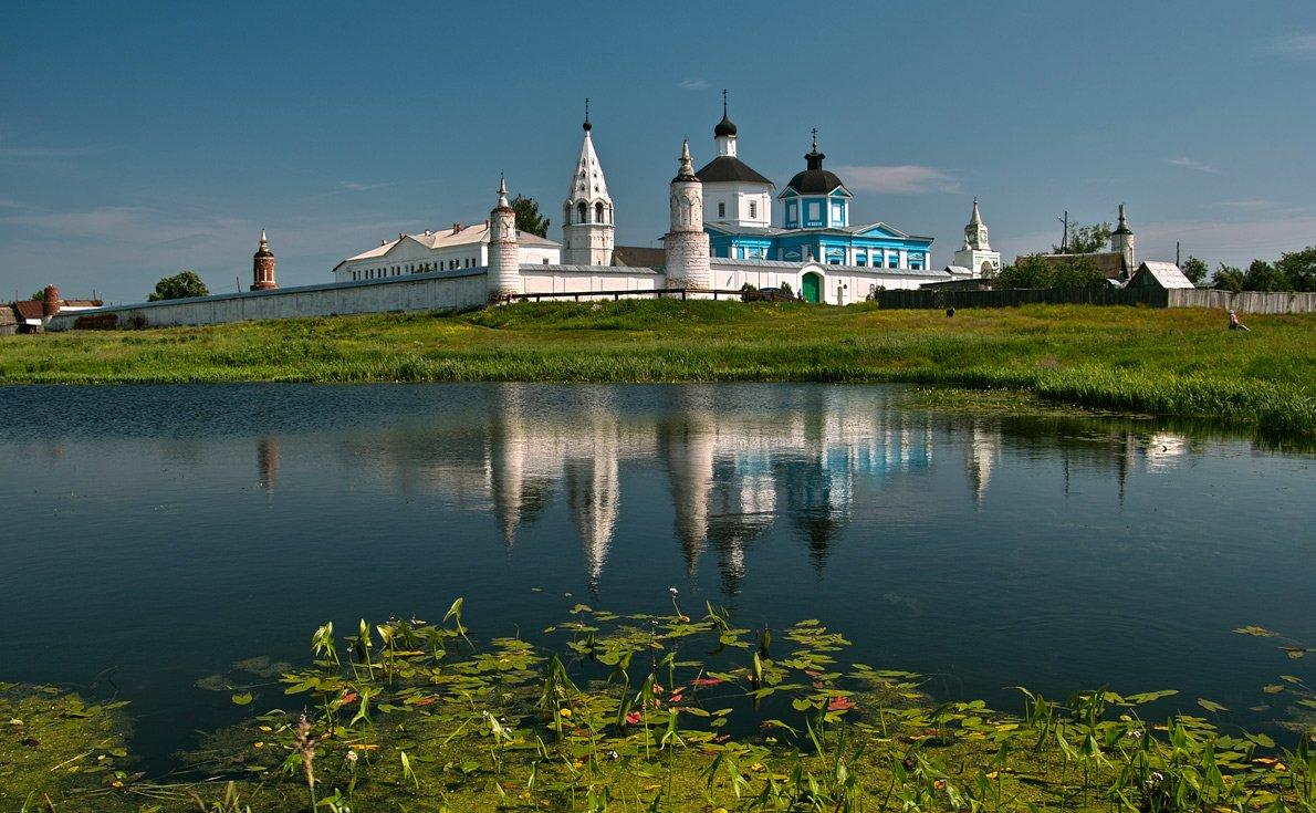 Богородице-Рождественский Бобренев обетный монастырь