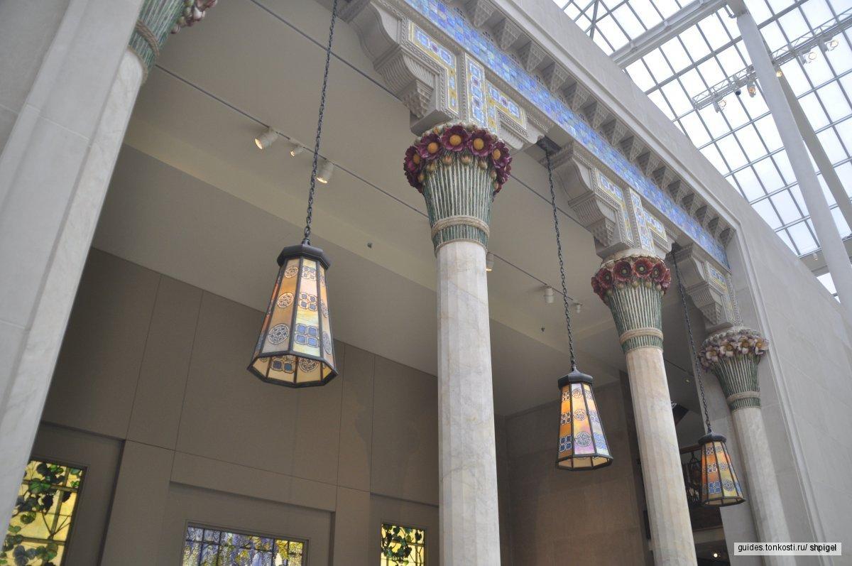 Первый визит в Метрополитен-музей