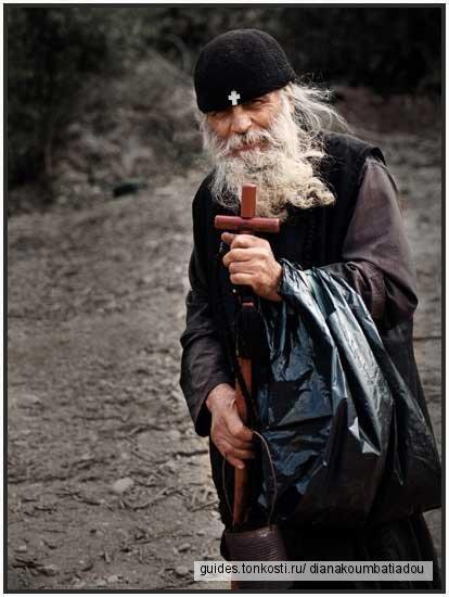 Св. Афон. Паломничество