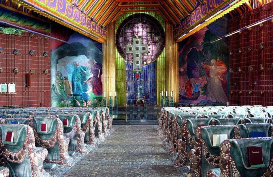 Католическая церковь Св. Якоба в Талье