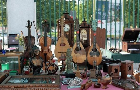 Коллекционерам. Винтажные и антикварные магазины, блошиные рынки